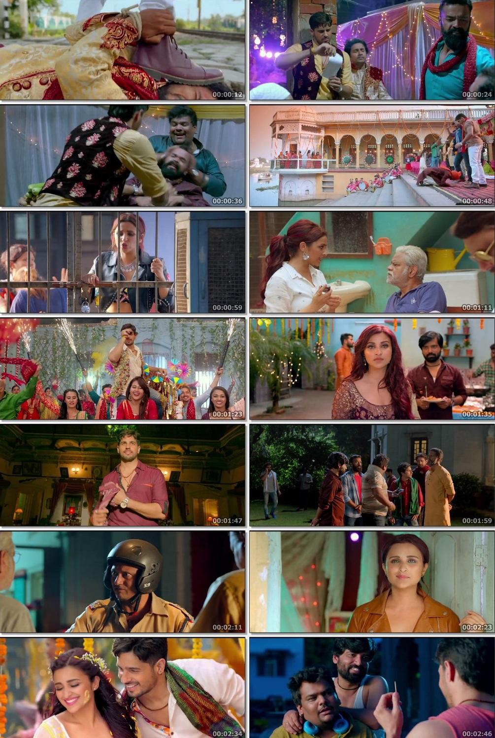 Screenshots Of Hindi Movie Jabariya Jodi 2019 Trailer official 480P HD