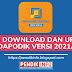 Cara Download dan Update Dapodik versi 2021a