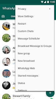 SDWhatsApp screenshot 1
