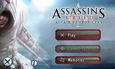 Download Assassin's Creed  Altair Chronicle Apk + Data