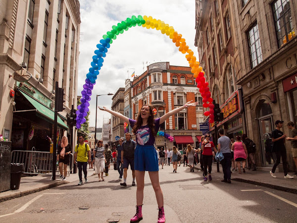 Why Pride is One of My Favourite Events of the Year