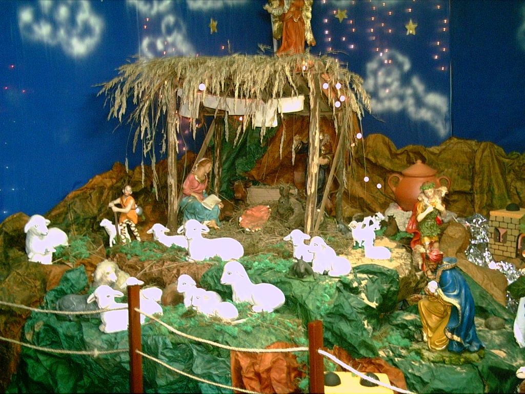 72403a290d9 Teatro Asturias  Top 5 Pesebres navideños