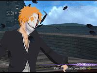 Download DLC Dissidia 012 [Vizored Bankai Ichigo From Bleach] For Emulator PPSSPP