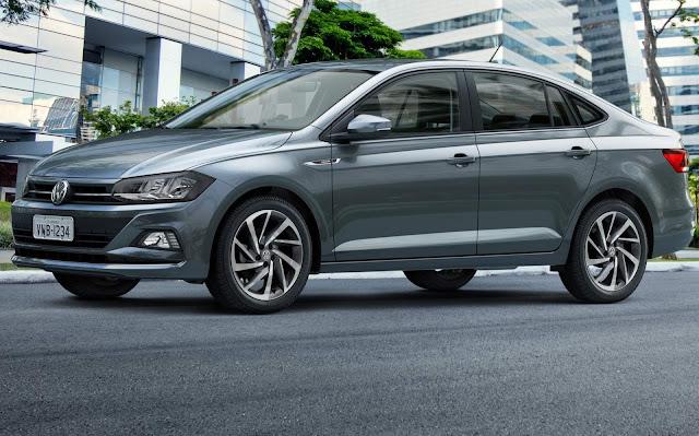 Volkswagen Virtus 2018 (Polo Sedan)
