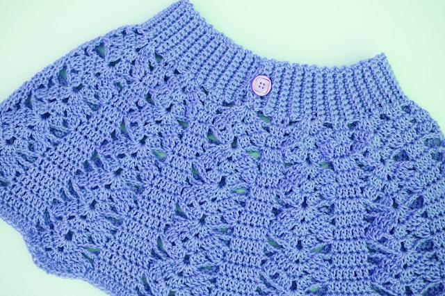 5 - Crochet imagen Falda a crochet para todas las tallas ganchillo paso a paso facil sencillo por Majovel Crochet