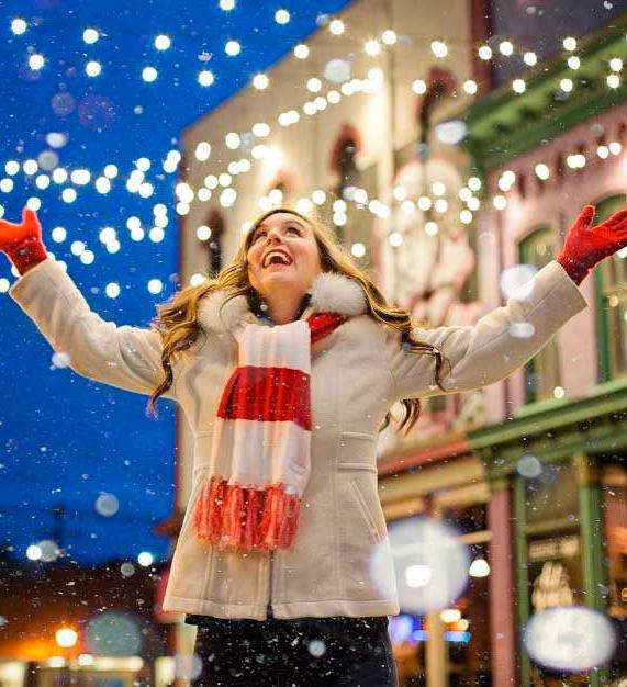Ideas para regalar o que te regales en Navidad. Foto Alma Secret.
