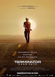 Terminator – Dark Fate First Look Poster 2
