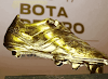 They Won't Remove the Golden Boot