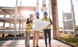 تنفيذ مخططات بناء