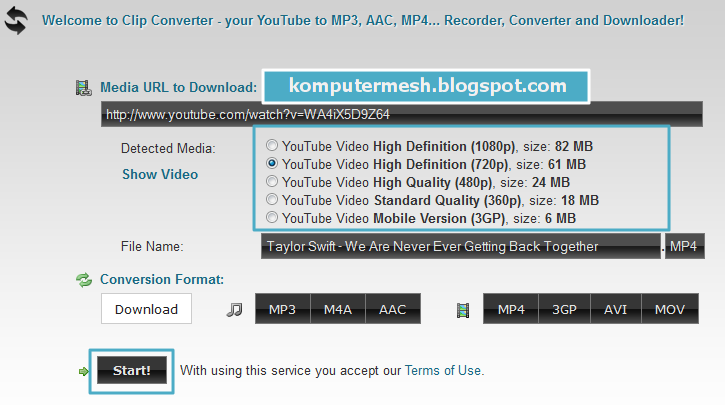 Cara Mudah Download Video Di YouTube