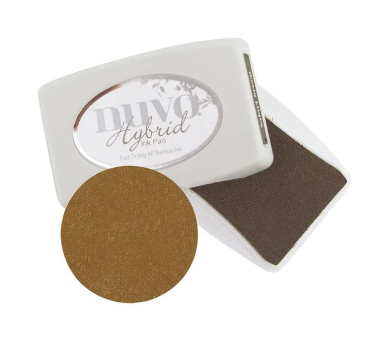 Nuvo Ink Pad Acorn Brown