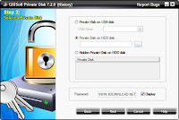 Gilisoft Private Disk 7 Full version for free