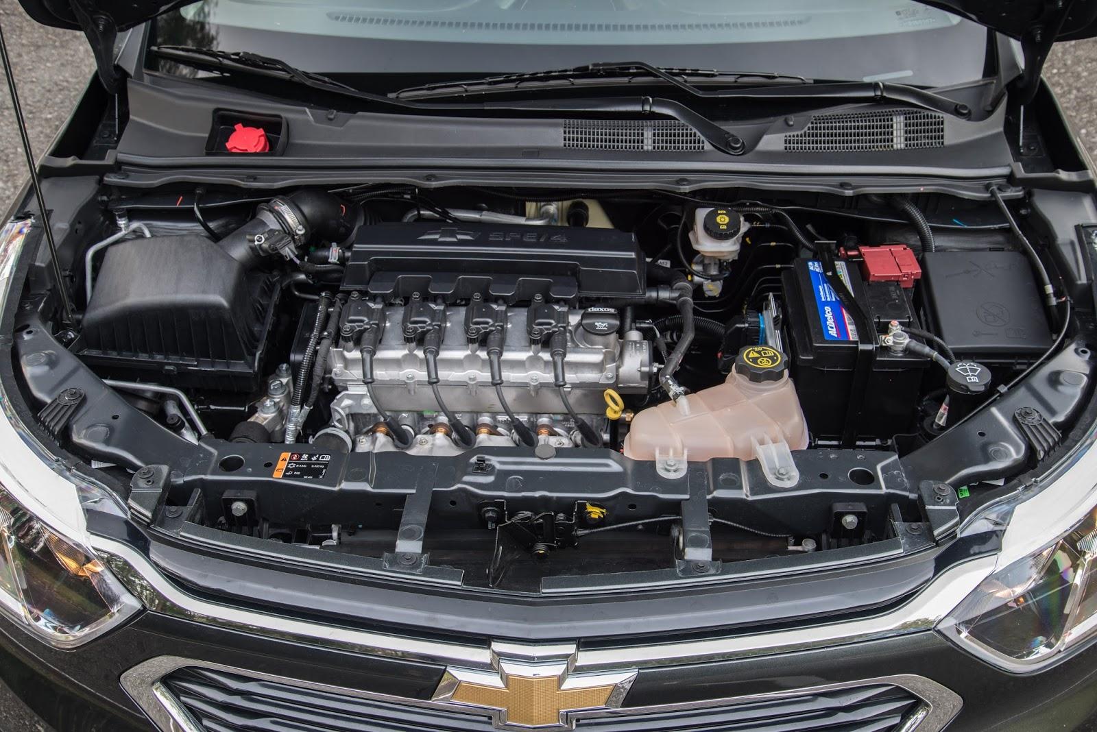 ... rolamentos, pneus de baixa resistência à rodagem e redução de peso em  cerca de 100 componentes, que deixaram a Spin 33 quilos mais leve, e o  Cobalt, ... eb2d473f3c
