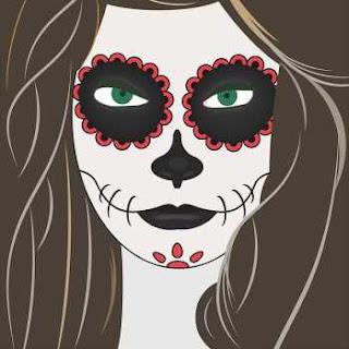 Halloween Makeup For Sensitive Dry Skin