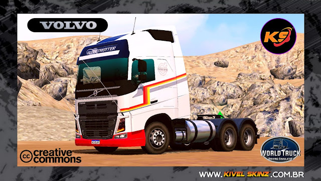 VOLVO FH16 750 - GLOBETROTTER EDITION