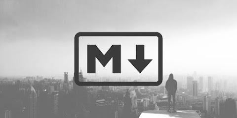 Documentação com Markdown - parte 1: Introdução e sintaxe básica