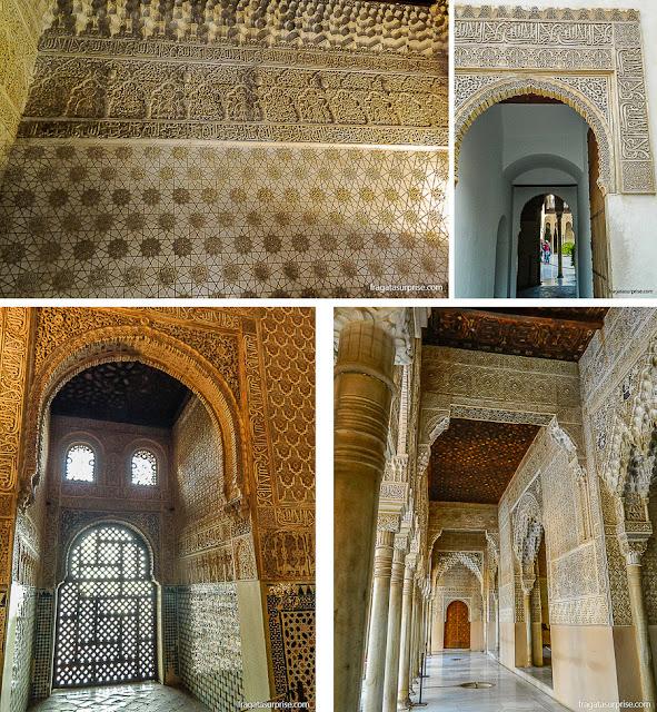 Palácio dos Leões, Alhambra de Granada