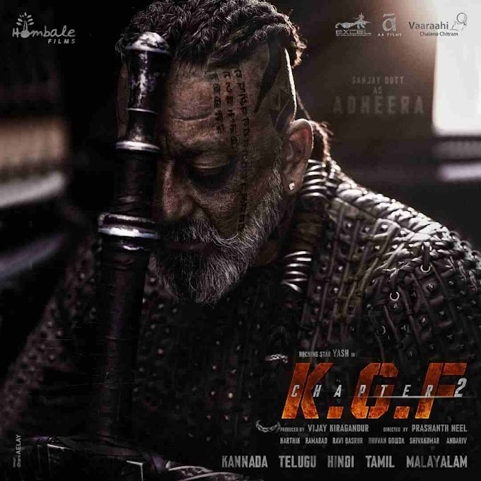 KGF Chapter 2 Full Movie Watch Online