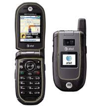 spesifikasi hape outdoor Motorola Tundra VA76r