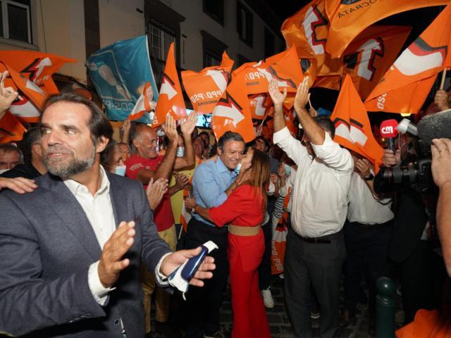 O louco mundo democrático da Madeira