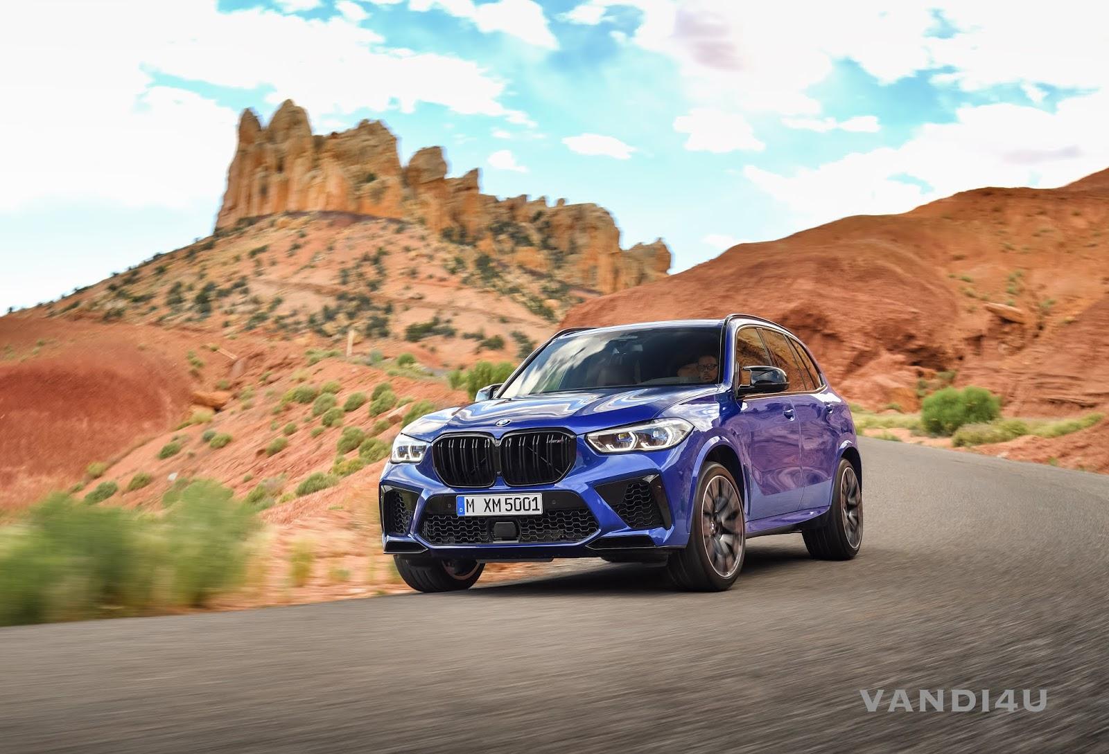 2020 BMW X5 M revealed: Top things to know   VANDI4U