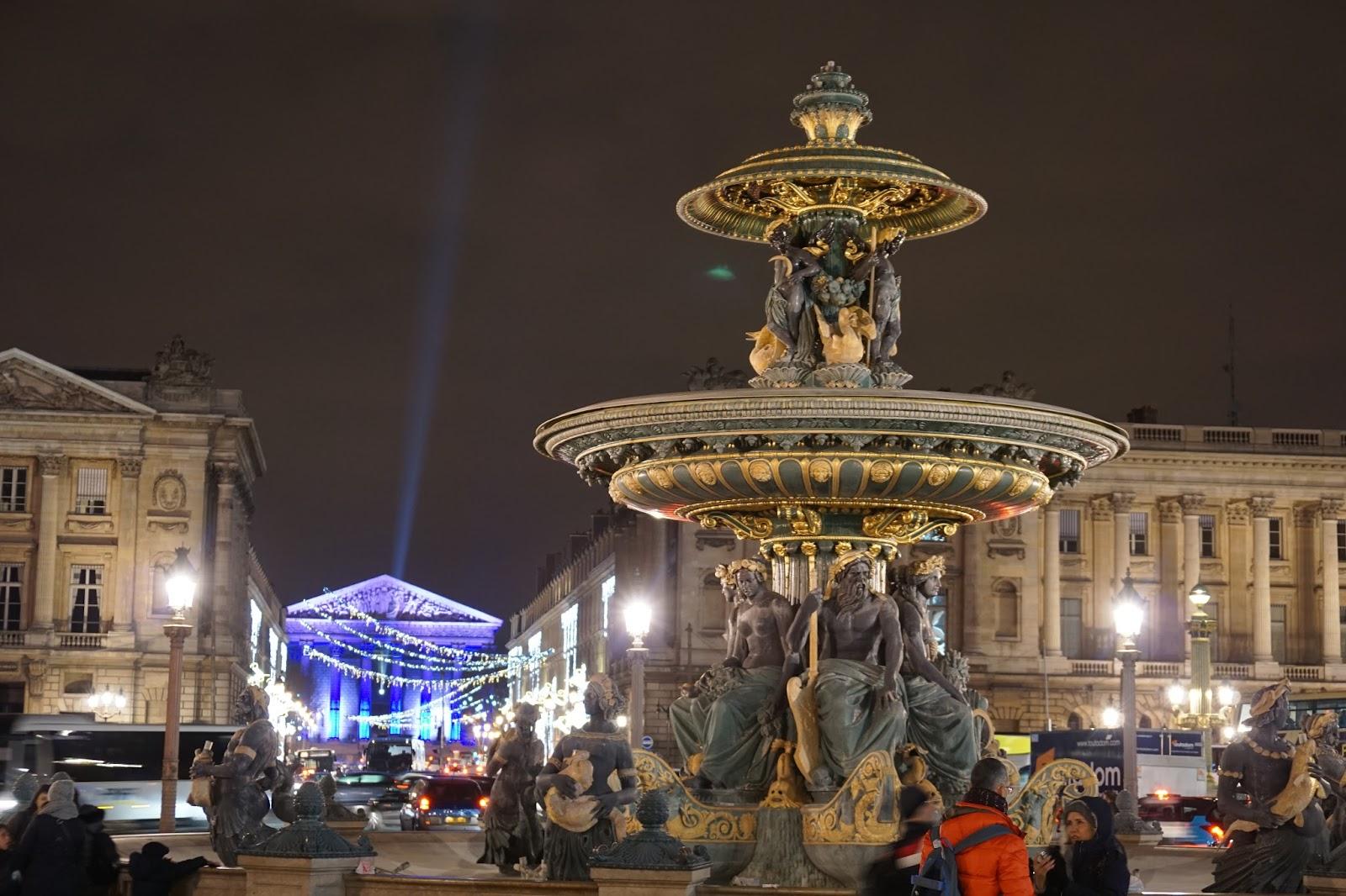 コンコルド広場(Place de la Concorde)
