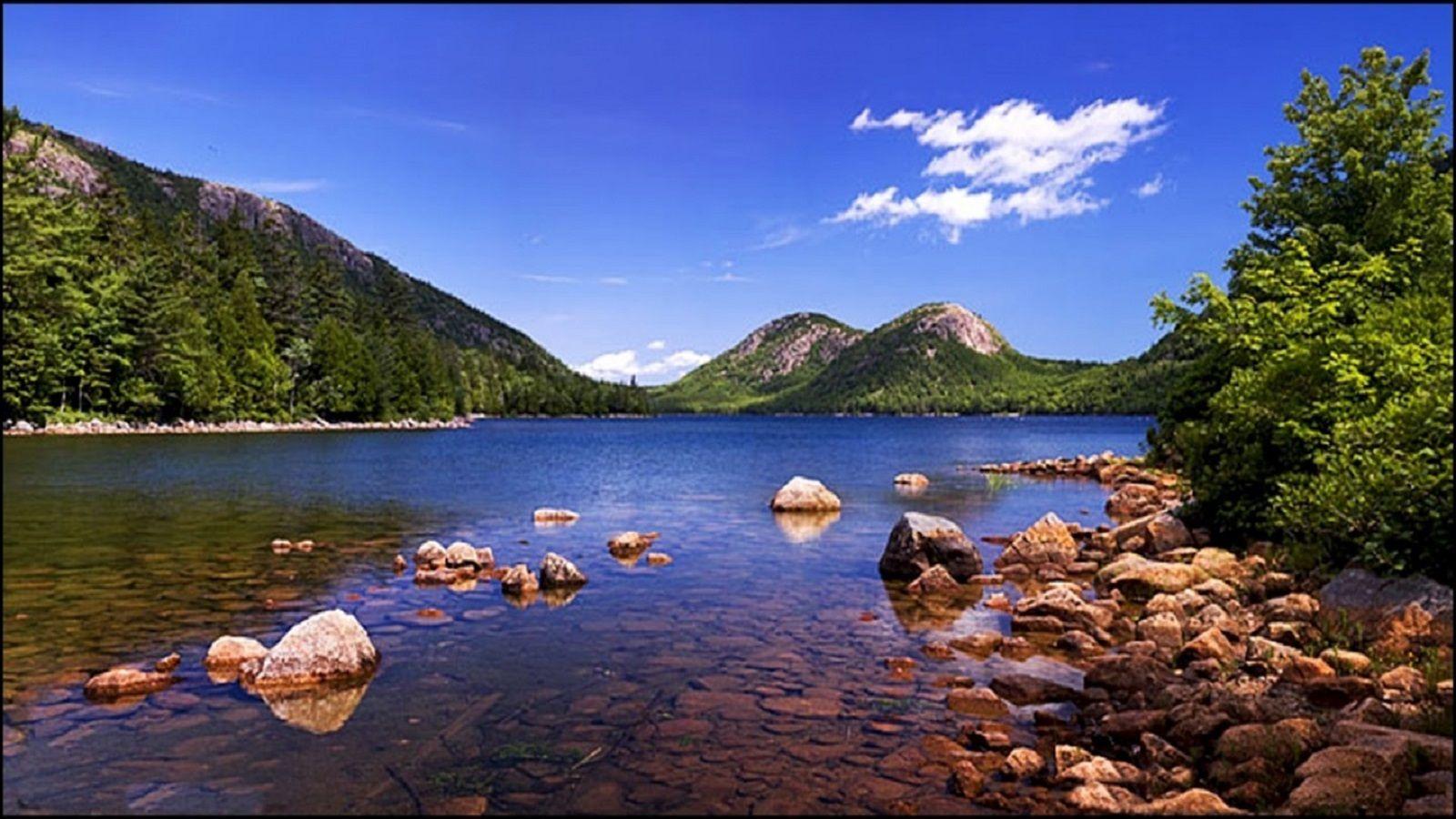 Acadia National Park Desktop Backgrounds image