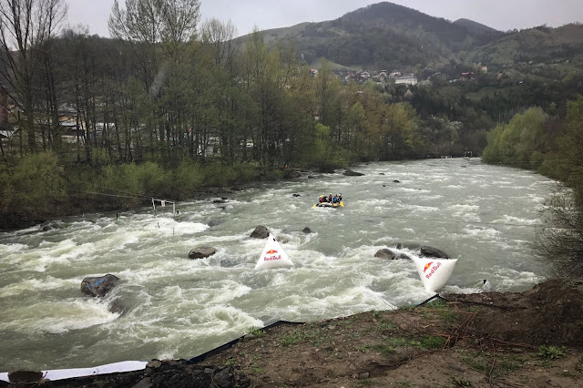 Noi la Campionatul National de Rafting 2017