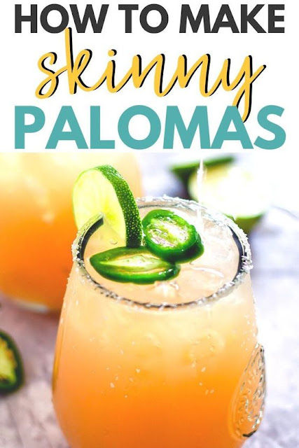 Paloma Recipe (How to Make a Paloma Cocktail)