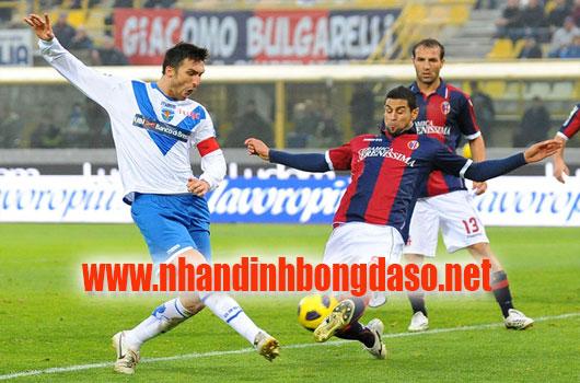 Cesena vs Brescia www.nhandinhbongdaso.net