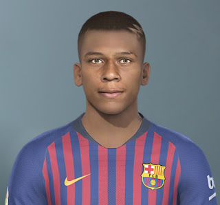 PES 2020 Faces Jean-Clair Todibo by The White Demon