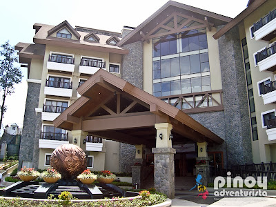 WHERE TO STAY IN BAGUIO CITY: Azalea Residences