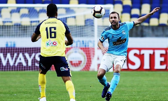 Universidad de Concepción venció 5-4 a Sporting Cristal en la Libertadores