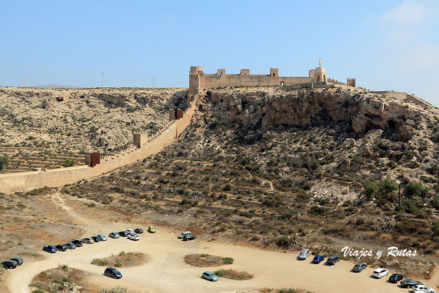 Muralla de Jayrán de Almería