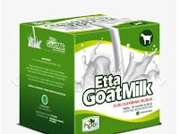 Susu kambing Etta Goat Milk (EGM) HPAI