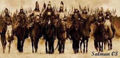 Sejarah Mongolia     Selama beberapa abad, Bangsa Mongol hidup berpindah-pindah dari satu daerah ke daerah lain yang membentang dari Manchuria sampai Turkistan. Mereka ditakuti oleh bangsa-bangsa sekitarnya karena serangan-serangannya yang dahsyat. Sesekali mereka menyerang Cina atau menjarah kafilah yang menyusuri jalur Sutera yang menghubungkan Cina, India dan Persia. Sebagian besar Bangsa Mongol tidak terpengaruh oleh peradaban dan agama yang mengelilingi mereka. Mereka sangat patuh dan taat kepada pemimpinnya dalam agama Syamaniyah, yaitu kepercayaan menyembah bintang-bintang dan matahari terbit. Mereka memeluk agama nenek moyang dan menyembah Tuhan mereka, Tengri (Si Langit Biru yang kekal). Mereka mengakui adanya Yang Maha Kuasa, tetapi mereka tidak beribadah kepada-Nya, melainkan menyembah arwah, terutama roh jahat karena dipercaya mampu mendatangkan bencana sehingga merka memberikan sajian-sajian agar bencana itu tidak menimpa mereka.Adapun agama-agama samawi yang sampai di tengah-tengah mereka karena factor invansi bangsa Mongol itu sendiri, Misalnya agama Islam pengaruh dari Persia dan daerah daerah Golden Holde, agama Budha pengaruh dari Tibet dan Persia dan agama Kristen datang dari Eropa.  Bangsa hidup dari hasil perdagacerita sejarah mongolia film sejarah mongolia makalah sejarah mongolia sejarah awal mongolia sejarah bangsa mongol sejarah berdirinya mongolia sejarah genghis khan mongolia sejarah inner