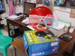 Antena Parabola Mini
