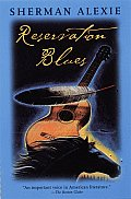men's book club discussion review of Reservation Blues Alexie