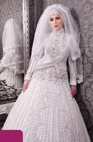 Model kebaya Pernikahan Muslimah Terindah di Dunia