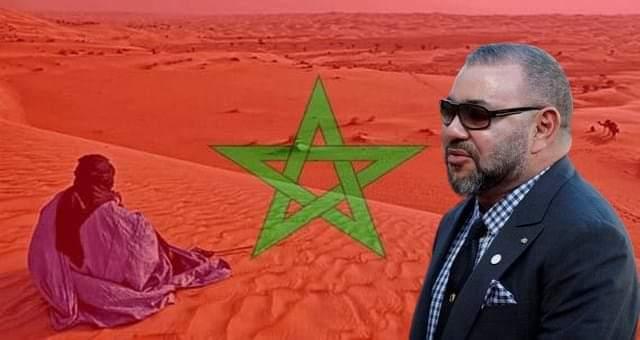 بقيادة جلالة الملك محمد السادس نصره الله المغرب يعزز التنمية البشرية والاجتماعية والاقتصادية في الأقاليم الجنوبية