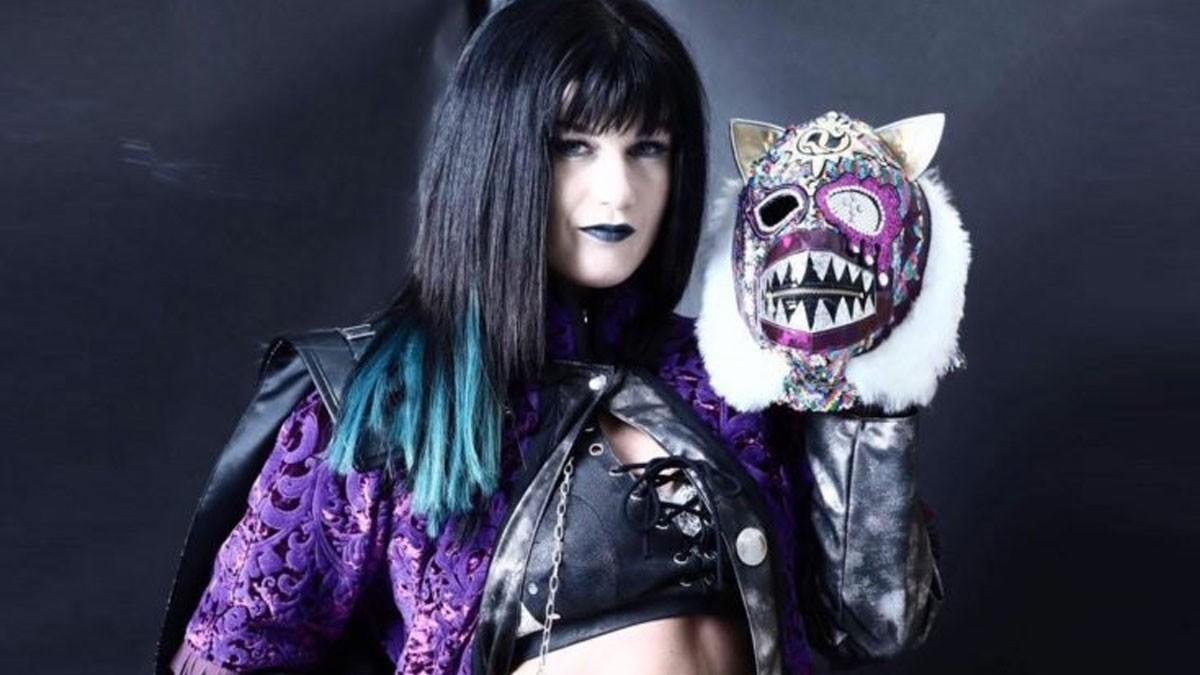 Bea Priestley deve estrear na WWE em breve