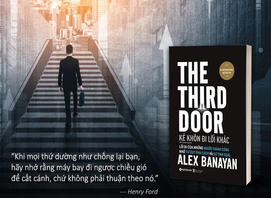 The third door (Kẻ khôn đi lối khác)