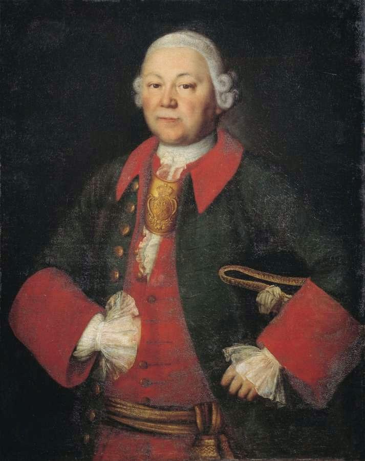 Русские художники 18 века. Мина Лукич Колокольников 6