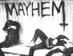 Mayhem party