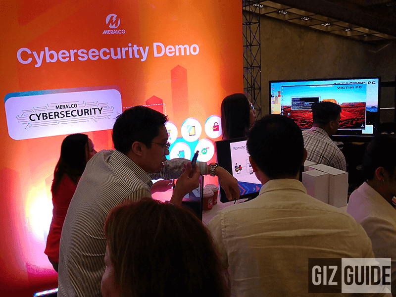Cyber security demo