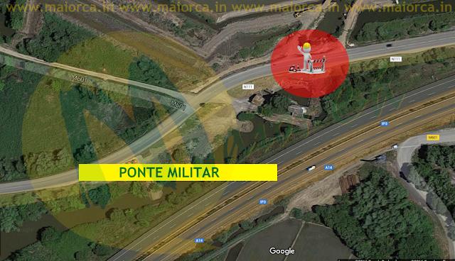 Ponte Militar em Maiorca