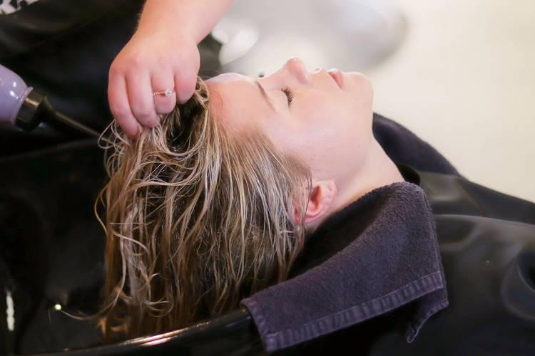 Co-Wash para os cabelos