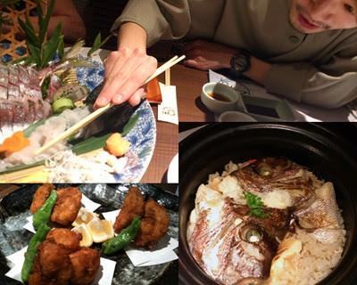 晴海さんの食事