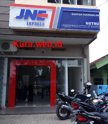Agen JNE Express Di Metro Lampung