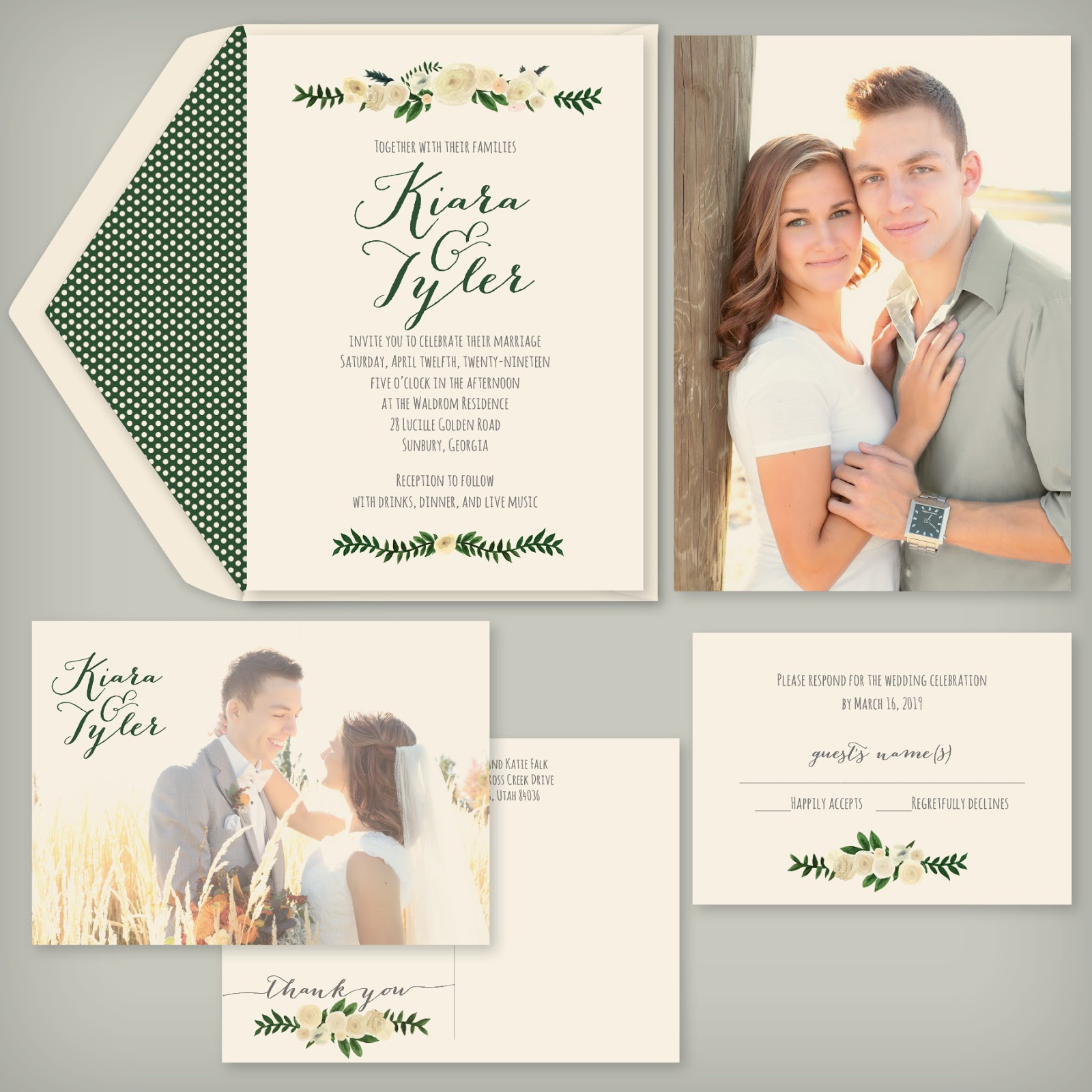 Wedding Invitation Blog Affordable Wedding Invitation Suites
